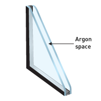 Argon Insulating Glass by Viracon