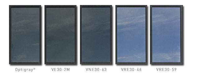 Optigray new products by Viracon