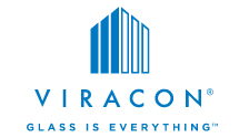 Viracon Logo with tag blue