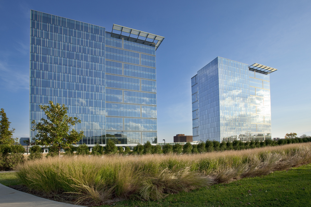 Acoustic Glass Reflections - Bloomington | Viracon is a leading single-source architectural glass fabricator
