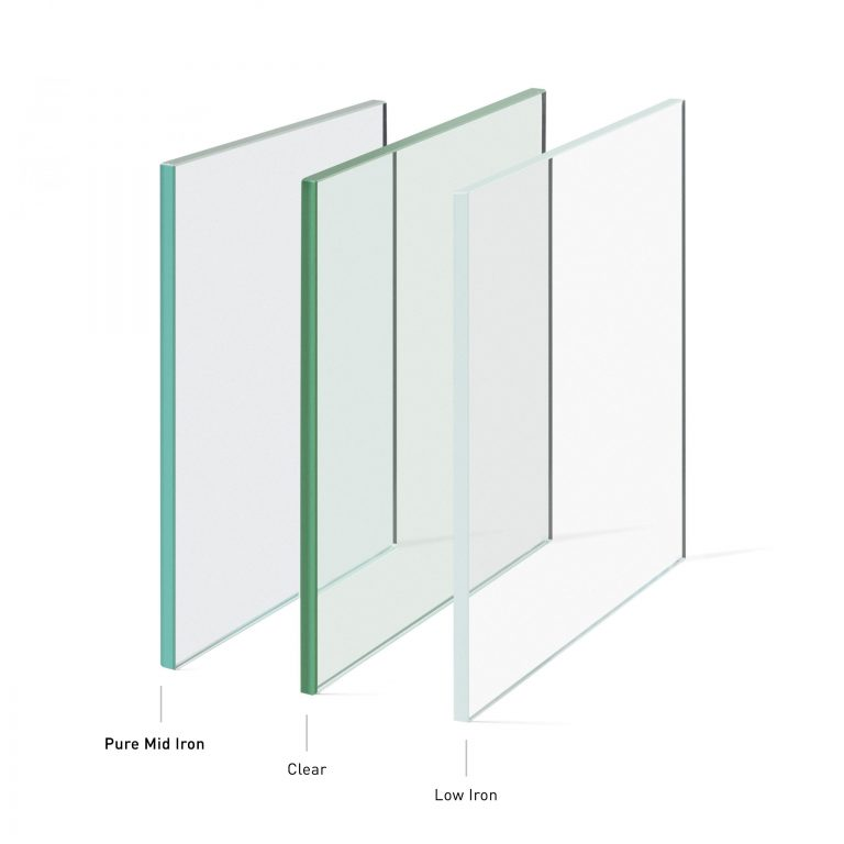 Pure Mid Iron Glass for Buildings - Viracon delivers a customized architectural glass solutions